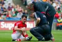 Donncaha O Connor  injury worry