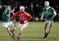 Cork v Limerick Waterford Crystal Cup Final 2015