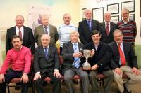 Presentation of John Brady Cup