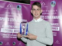 Muskerry/Auld Triangle July - 17 Award for Joe Ryan Kilmurry