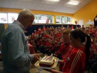 A Cake for Conor Counihan at Aghada NS!