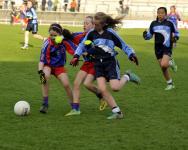 Sciath na Scol Football Finals 2013