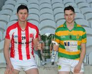 Co. Senior Hurling Championship Finalist Captains 2017