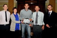 Lord Mayor's Cup Launch 2014/15