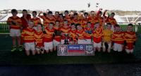 Sciath na Scol Football Finals 2014