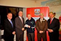 Munster Council Grants Presentation: Passage