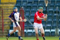 Christopher Joyce in action for Cork v UL