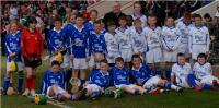 RESPECT Gaelscoil Machan v St Patricks Gardiners Hill