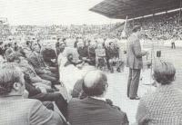 Official Opening of Pairc Ui Chaoimh by Con Murphy