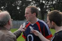 League Final: Cork Footballers' Press Evening