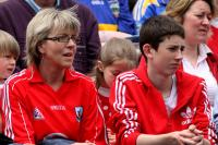 Supporters at Cork v Tipp 2012