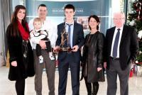 96FM C103 Sports Award November: Paul Haughney