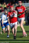 Cork v Waterford Munster U17 HC Final 2017
