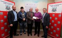 Munster Development Grant Presentation 2017 - Blarney