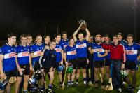 Sars Celebrate Victory in the RedFM SHL Final