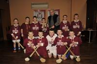 Sciath na Scol Indoor Hurling Finals