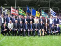 Munster Captains