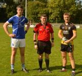 Co, PIFC QF Bantry Blues v Fermoy 2018