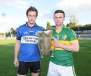 Sarsfields v Newtownshandrum County Hurling Championships Launch 29.04.2015