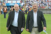 Pearse Murphy & Bob Ryan at Munster Final