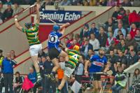 SHC Final Glen Rovers v Sars - Arial Action!