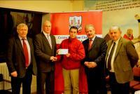 Munster Council Grants Presentation: T. MacCarthaigh