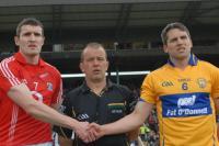 Munster SFC Cork v Clare