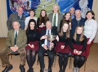 Munster Scór na nÓg 2017 Winners Carbery Rangers
