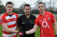 McGrath Cup 2013 Cork v CIT