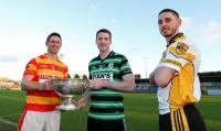 Media launch of County Football Championships 2017
