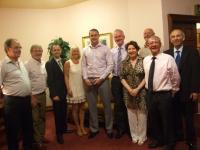 Ambassador Awards Paddy O' Shea