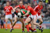 Action from Allianz Football League Final