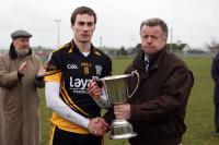 Sean O Murchu Cup Final 2014