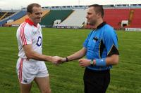 Cork v Down, Captain Paudie Kissane