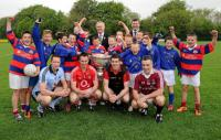 All-Ireland Football Launch - St. Finbarr's