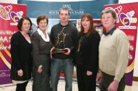 96FM C103 Sports Award December - Mervyn Gammell