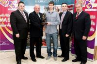 96FM C103 Sports Award February - Kevin Crowley