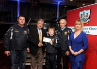 League Cheque Presentations 2013