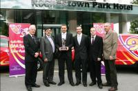 Ciaran Sheehan Sports Award April