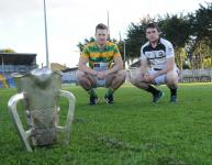 Blackrock v Ballyhea County Hurling Championships Launch 29.04.2015