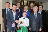 Rebel Og Award April -17 Cabery Scor Sam Maguire