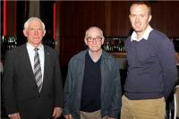 Denis Keohane, Jim Murphy and Jim Hanley at Coiste na nOg Review