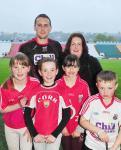 Cork Football Open Night 2014