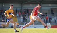 Cork v Clare Munster U20 FC S/F 2018