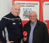 Footballers Allianz FL v Cavan -18 Media Briefing