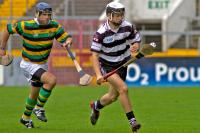 Action from Glen Rovers v Midleton