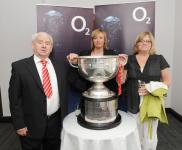 Tommy Lynch, Barbara Hartnett & Mairead McCarthy