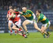Cork v Kerry U21 MFC Final 2017
