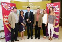 Seamus Harnedy 96FM/C103FM May Sports Star of the Month Award Winner