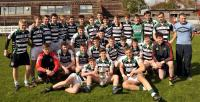 Lord Mayor's Cup Football Winners Bandon Grammar School